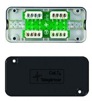 ( J00060A0069 ) Łącznik VM 8-8 kabla UTP/FTP kat.7 - pojedyńczy ekranowany