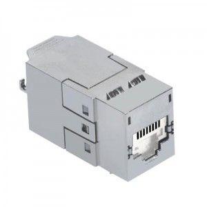 ( KSJ-00062-02 ) Gniazdo RJ-45 FTP kat.6A DataGate+ PowerCat - białe